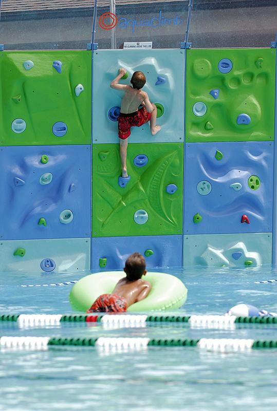 murs piscine